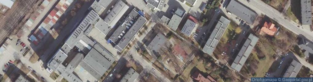 Zdjęcie satelitarne Niedzielskiego Romana ul.