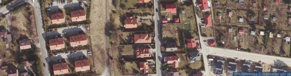 Zdjęcie satelitarne Niemena Czesława ul.