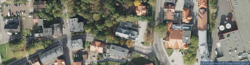 Zdjęcie satelitarne Niedziałkowskiego Mieczysława ul.