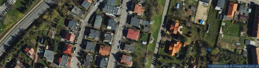 Zdjęcie satelitarne Norwida Cypriana Kamila ul.