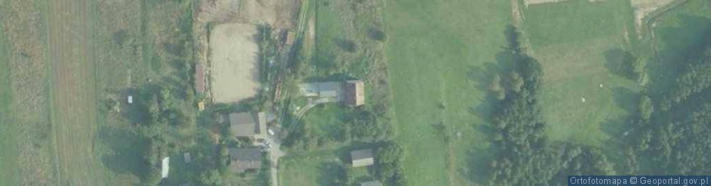 Zdjęcie satelitarne Nowa Wieś ul.
