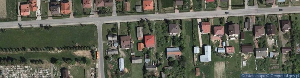 Zdjęcie satelitarne Nowy Kamień ul.