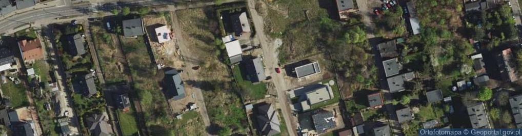Zdjęcie satelitarne Noblistów Śląskich ul.