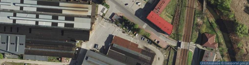 Zdjęcie satelitarne Nowopogońska ul.