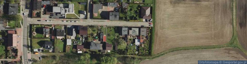 Zdjęcie satelitarne Noconiów ul.