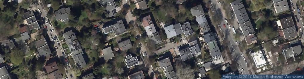 Zdjęcie satelitarne Nurska ul.