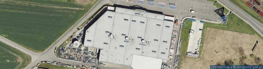 Zdjęcie satelitarne Obwodnica ul.