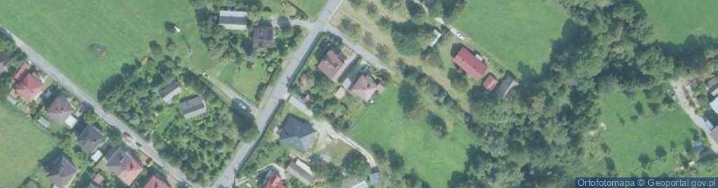 Zdjęcie satelitarne Ociepki Tadeusza ul.