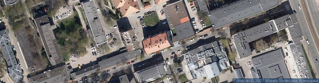 Zdjęcie satelitarne Oczki Wojciecha ul.