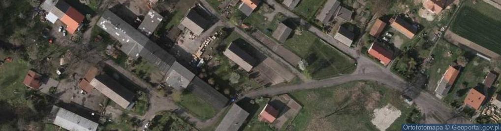 Zdjęcie satelitarne Ogrodzisko ul.