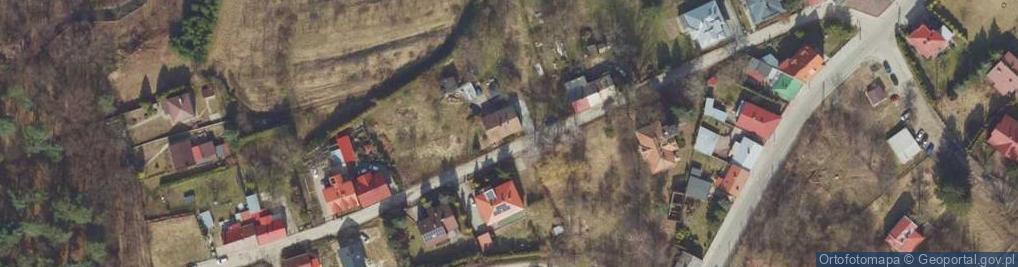Zdjęcie satelitarne Ojca Krystyna Szykowskiego ul.