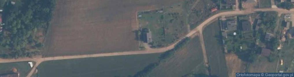 Zdjęcie satelitarne Okrężna ul.