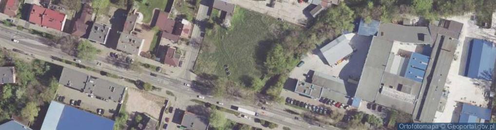 Zdjęcie satelitarne Okulickiego Leopolda, gen. ul.