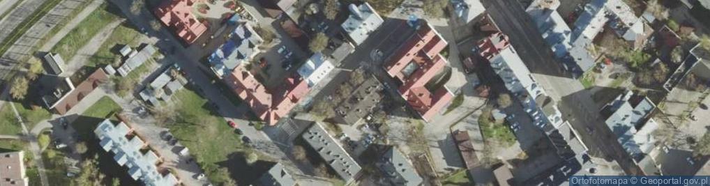 Zdjęcie satelitarne Orlicz-Dreszera Gustawa, gen. ul.