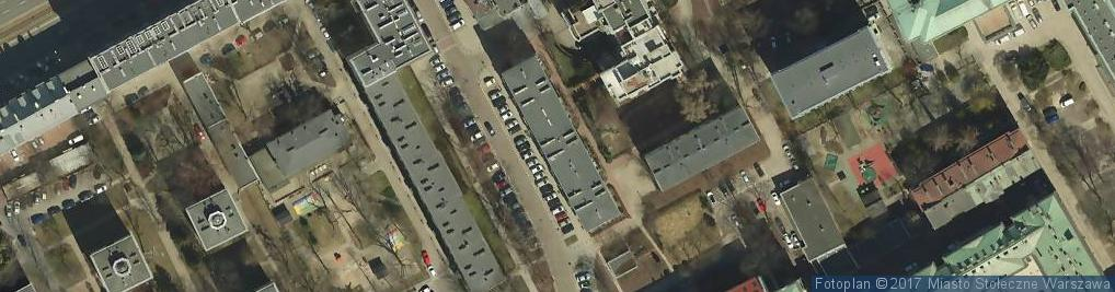 Zdjęcie satelitarne Orla ul.