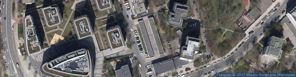 Zdjęcie satelitarne Orłowicza Mieczysława ul.