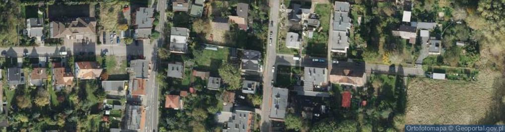 Zdjęcie satelitarne Orląt Lwowskich ul.