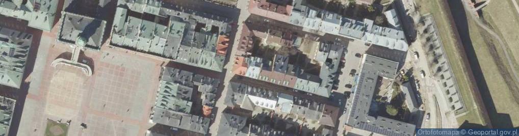 Zdjęcie satelitarne Ormiańska ul.