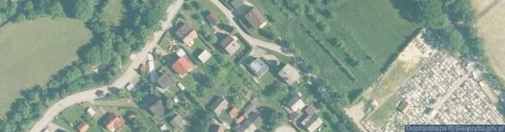 Zdjęcie satelitarne Osiedle Ramendowskie os.