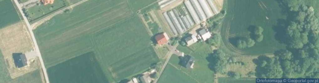 Zdjęcie satelitarne Osiedle Korcza os.