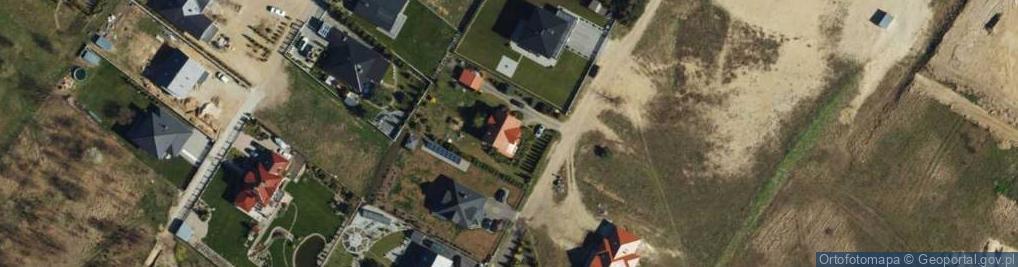 Zdjęcie satelitarne Osiedle Grunwaldzkie os.