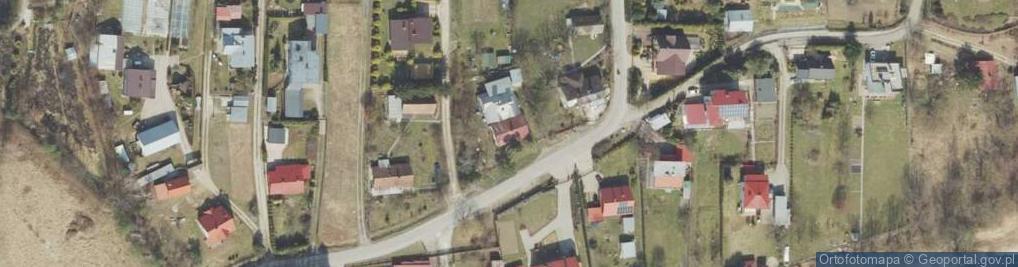 Zdjęcie satelitarne Ostrów ul.