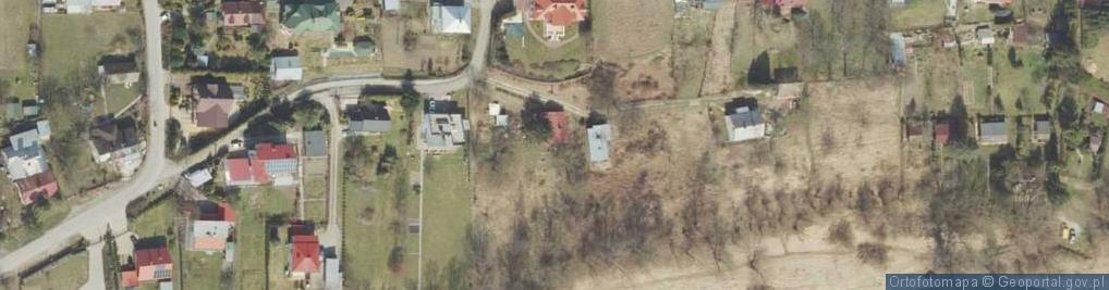 Zdjęcie satelitarne Ostrowska ul.