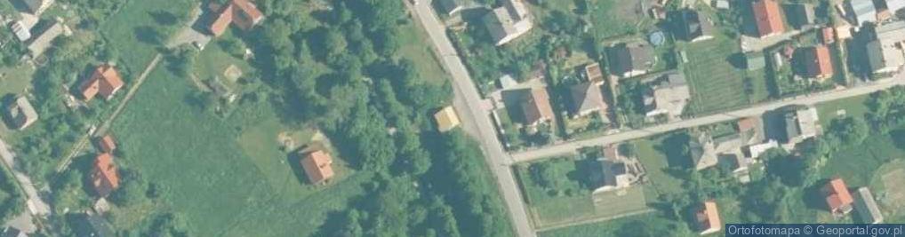 Zdjęcie satelitarne Osiedle Haczki os.