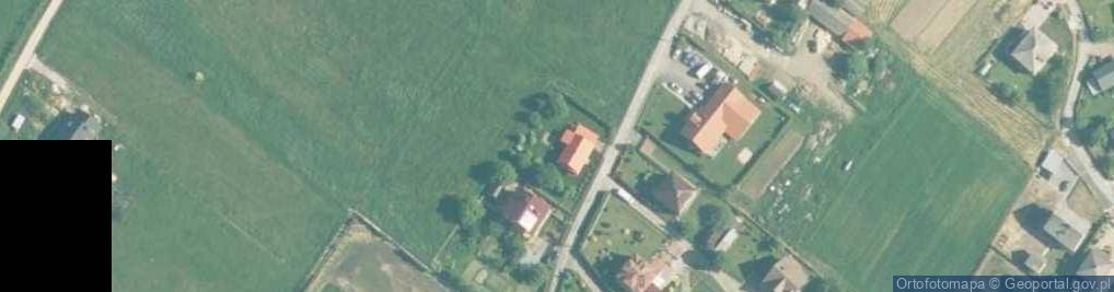 Zdjęcie satelitarne Osiedle Młocki Górne os.