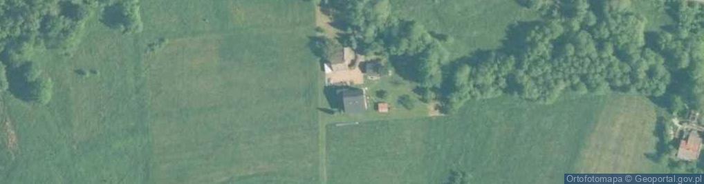Zdjęcie satelitarne Osiedle Szafarze os.