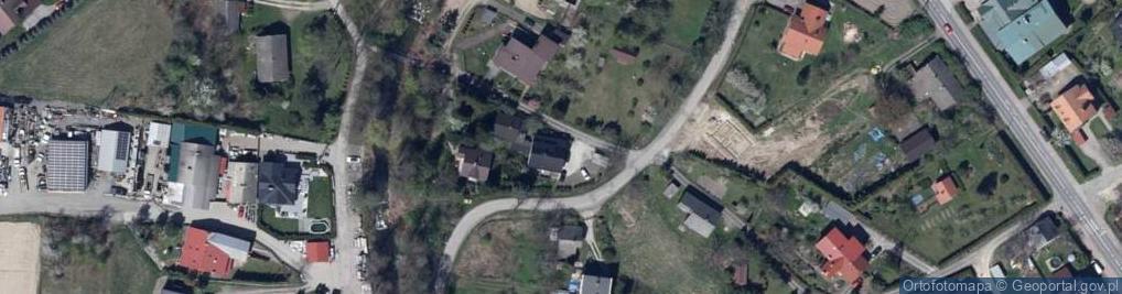 Zdjęcie satelitarne Osiedle Podmiejskie os.