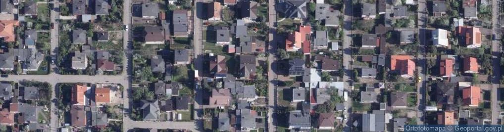 Zdjęcie satelitarne Owocowa ul.