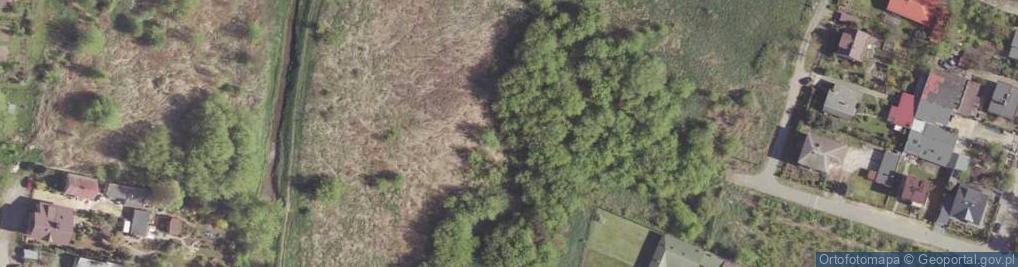 Zdjęcie satelitarne Ozdobna ul.