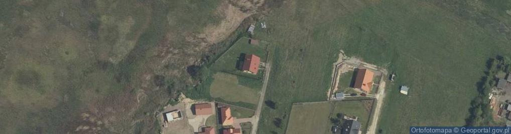 Zdjęcie satelitarne Pakosława, woj. ul.