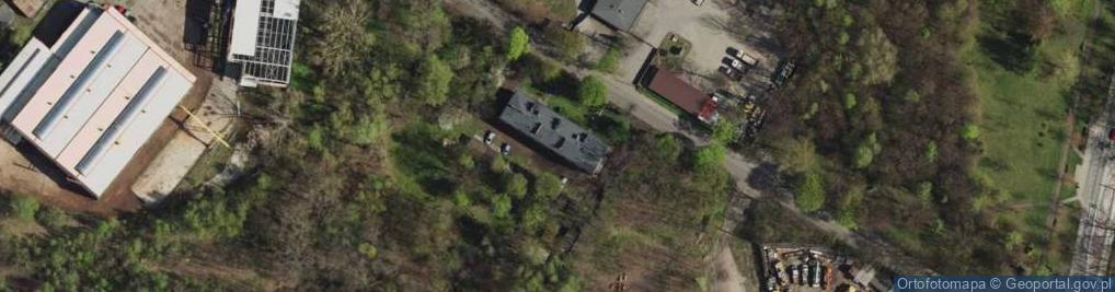 Zdjęcie satelitarne Pawła ul.