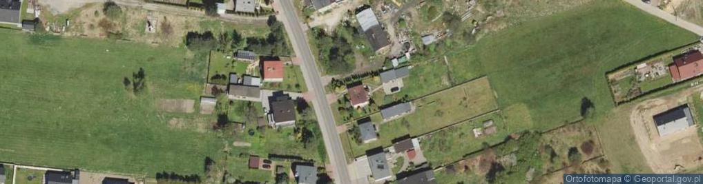 Zdjęcie satelitarne Pastuszki Jana ul.