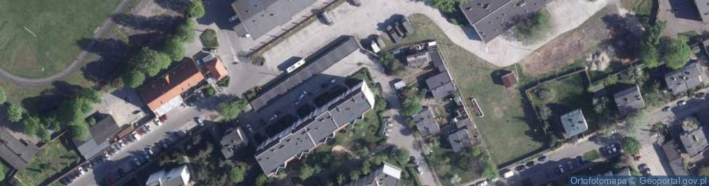 Zdjęcie satelitarne Pająkowskiego Gerarda ul.