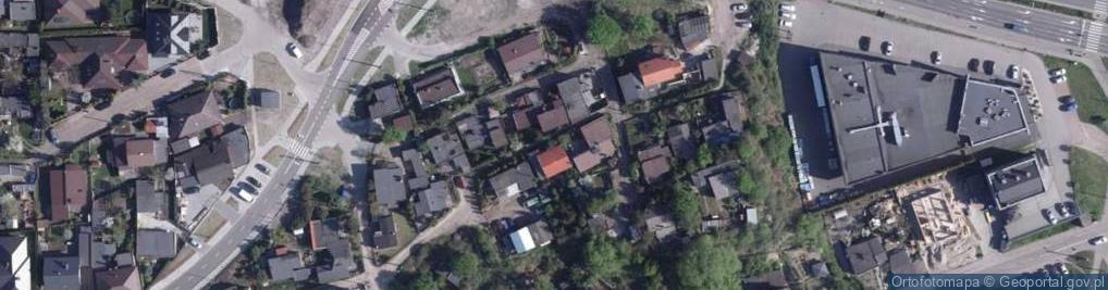Zdjęcie satelitarne Paszkowskiego Jerzego, ppor. ul.