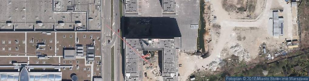 Zdjęcie satelitarne Pamiętajcie o Ogrodach ul.