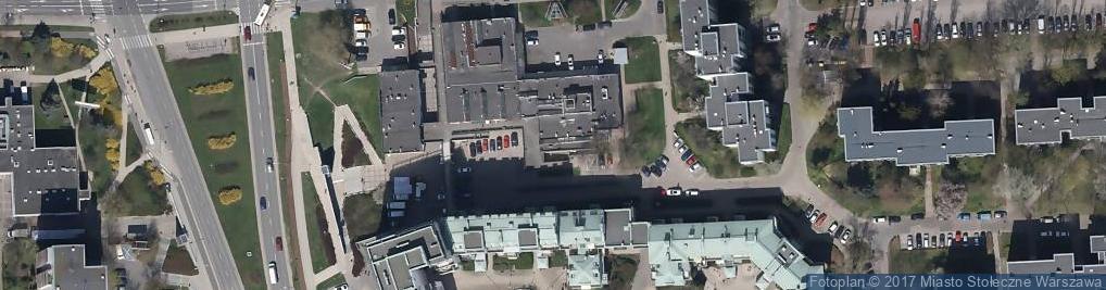 Zdjęcie satelitarne Pasaż Stokłosy ul.