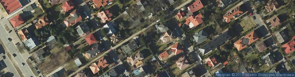 Zdjęcie satelitarne Petyhorska ul.