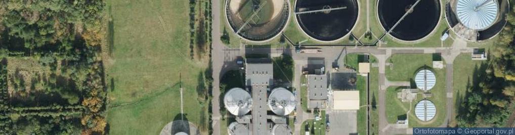 Zdjęcie satelitarne Pestalozziego Johanna ul.