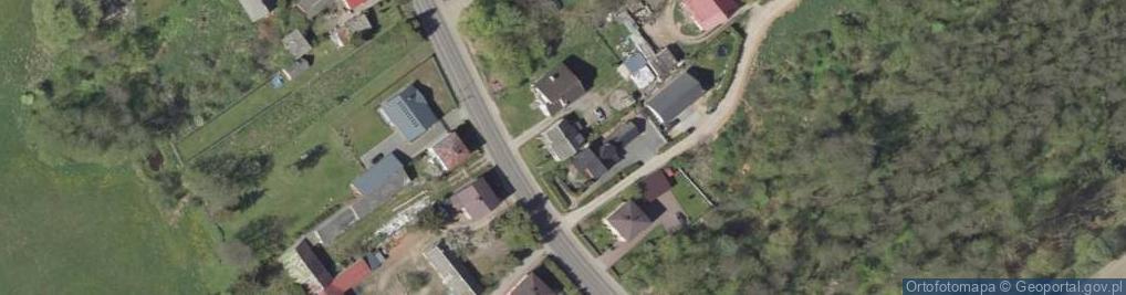 Zdjęcie satelitarne Piątnica Włościańska ul.