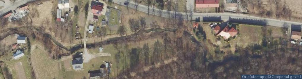Zdjęcie satelitarne Pikulice ul.