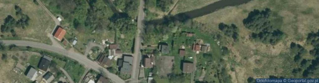 Zdjęcie satelitarne Piecucha ul.