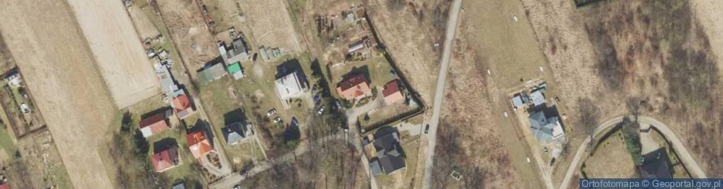 Zdjęcie satelitarne Pikulicka ul.
