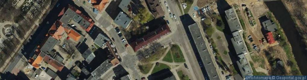 Zdjęcie satelitarne Piekiełko ul.