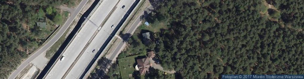 Zdjęcie satelitarne Piaseckiego Sergiusza ul.