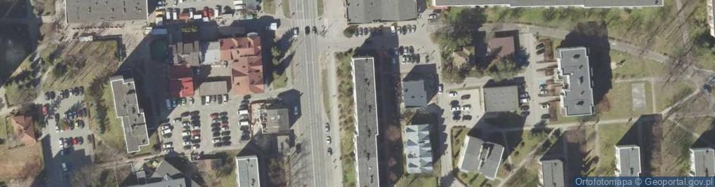 Zdjęcie satelitarne Piłsudskiego Józefa, marsz. ul.