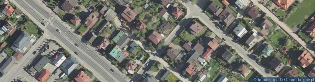 Zdjęcie satelitarne Plutona ul.